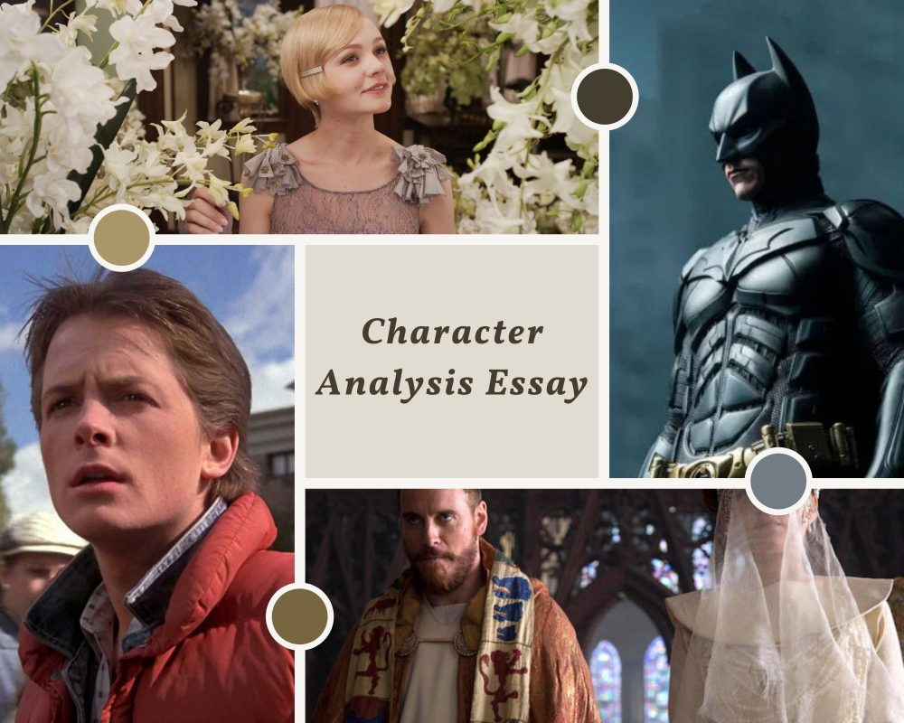 Character Analysis Essay: Step-by-Step Guide