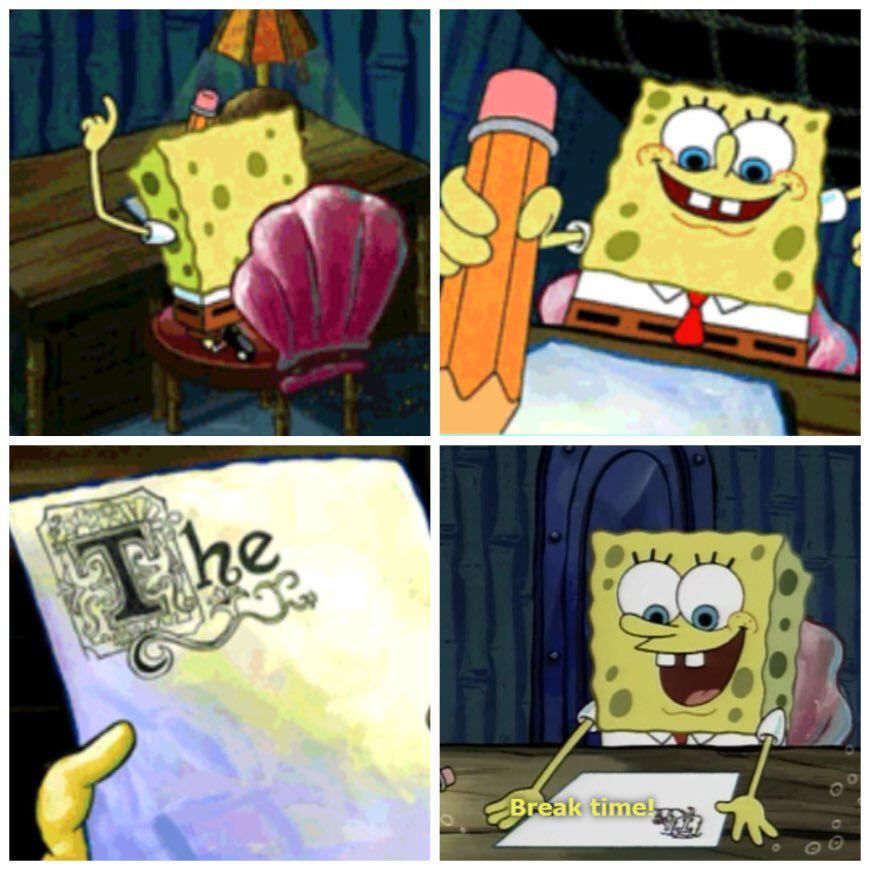 Spongebob Essay: Your Guide With Topic Suggestions
